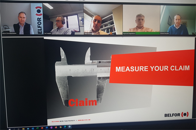 Claims Management data