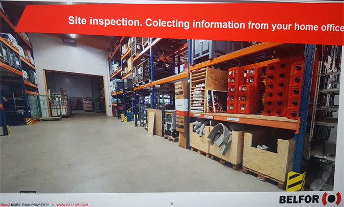 Claims Management video inspections